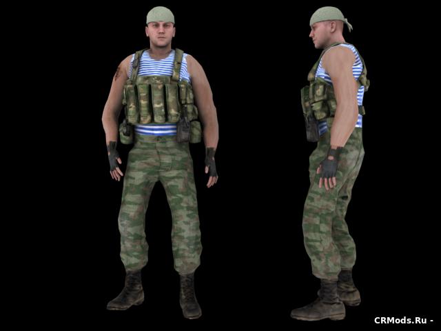 Пак скинов в стиле КР для GTA San Andreas | 480x640